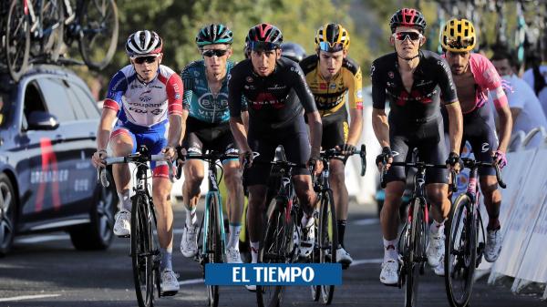 Los 22 ciclistas colombianos del World Tour 2021: Egan, Urán, Fernando Gaviria, Supemán López - Ciclismo - Deportes