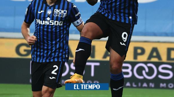 Luis Fernando Muriel habla del triunfo del Atalanta y el juego contra real Madrid en Champions - Fútbol Internacional - Deportes