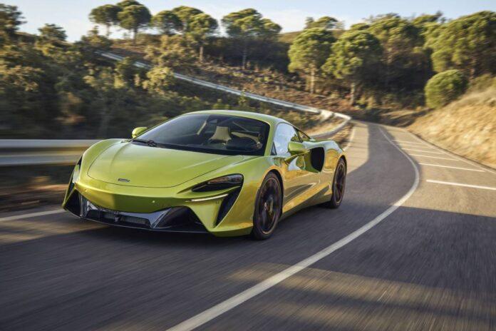 Marcando una nueva era en tecnología, McLaren presentó el nuevo Artura