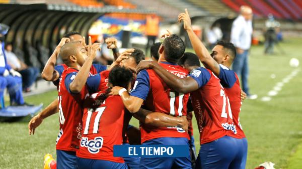 Medellín vs. Jaguares: resultado y goles del partido Liga Betplay Dimayro fecha 6 - Fútbol Colombiano - Deportes