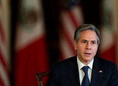 Antony Blinken, secretario de Estado de EEUU (Foto: Manuel Balce Ceneta / Reuters)