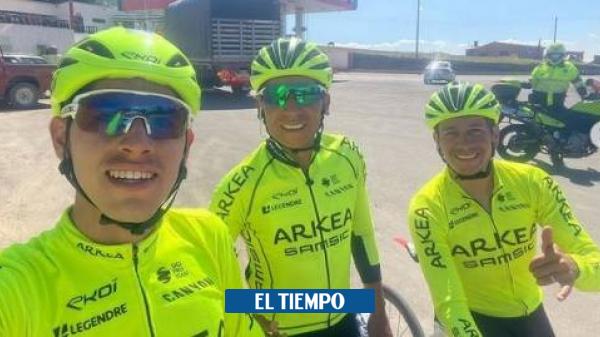 Miguel Eduardo Flórez será la mano de Nairo Quintana en el Arkea-Samsic: perfil - Ciclismo - Deportes