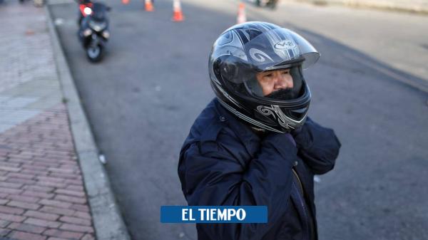 Movilidad: Desde el martes 23 de febrero serán sancionados motociclistas que no porten casco - Cali - Colombia