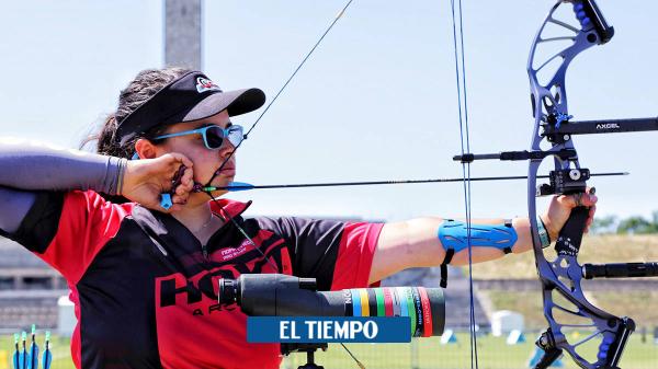 Nacional de Tiro con Arco: Nora Valdez y Sebastián Arenas, los grandes campeones - Otros Deportes - Deportes