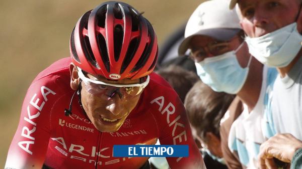 Nairo Quintana viaja a Europa, mientras su papá, Luis, está contagiado por coronavirus - Ciclismo - Deportes