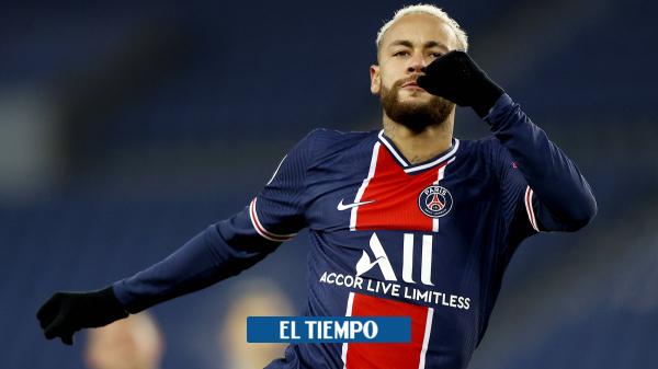 Neymar tiene gastroenteritis y es duda para el juego contra Marsella - Fútbol Internacional - Deportes
