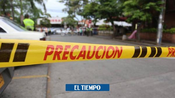 Niña resultó herida por bala perdida de pelea entre hinchas del América y Deportivo Cali - Cali - Colombia