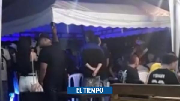 Noticias de Cali: Influencer de polémica piscina en camioneta, en fiesta masiva - Cali - Colombia
