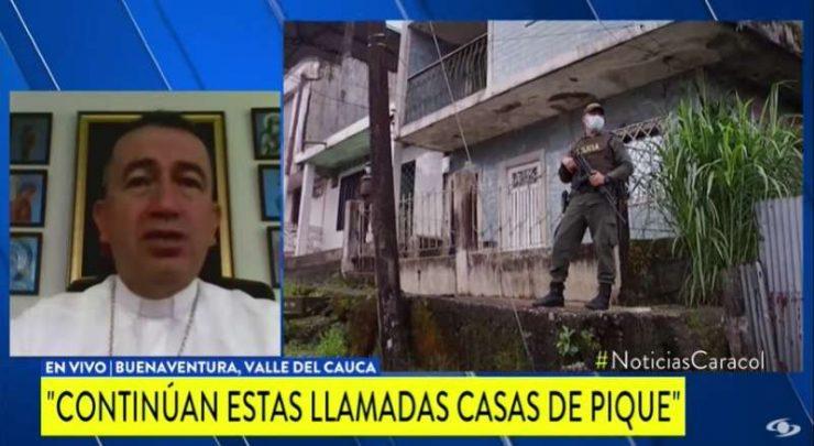 """""""Están picando la gente"""": obispo de Buenaventura afirma que ese terrible fenómeno sigue en el puerto"""