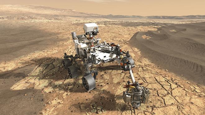 Perseverance: as es el rover que aterrizar en Marte para buscar vida extraterrestre