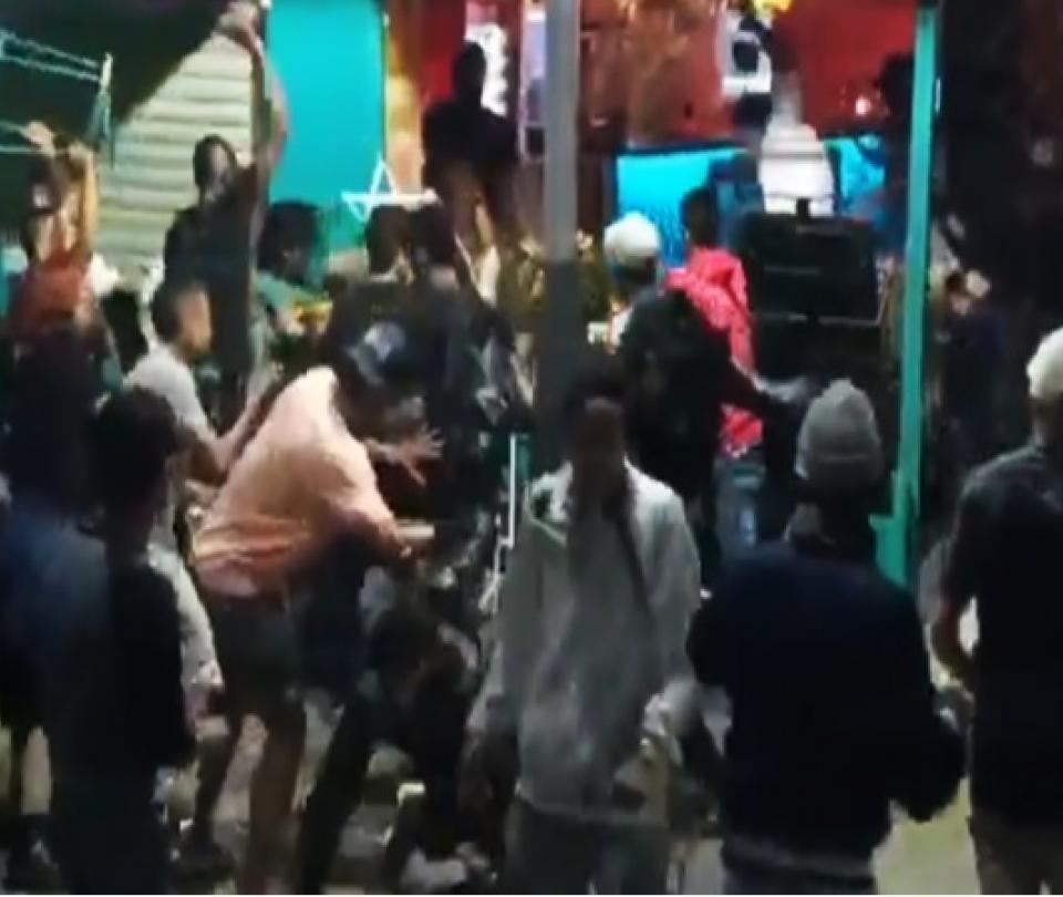 Polémica en Cali: Epidemia de robos y justicia por la mano propia - Cali - Colombia