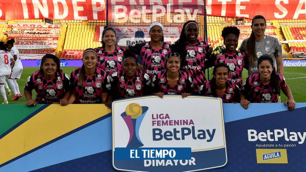 Polémica por duración que tendrá la Liga femenina en el 2021 - Fútbol Colombiano - Deportes