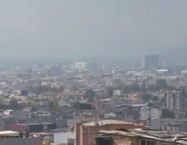 Polvo del Sahara tendría impacto mínimo en Colombia; se espera su llegada en las próximas horas