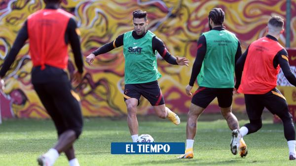 Radamel Falcao: Joaquín Juan fisioterapeuta que trabajó la lesión en el Galatasaray - Fútbol Internacional - Deportes