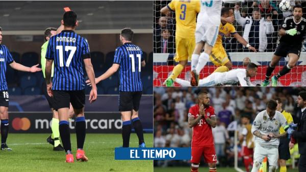 Real Madrid vs Atalanta: polémicas del Real Madrid en Champions | expulsión Freuler - Fútbol Internacional - Deportes