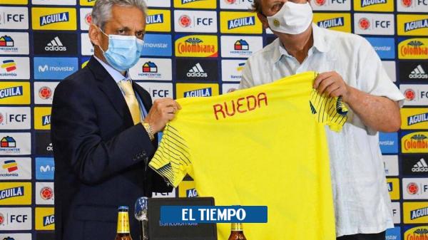 Selección Colombia: Reinaldo Rueda da la lista de su primer llamado a microciclo - Fútbol Internacional - Deportes