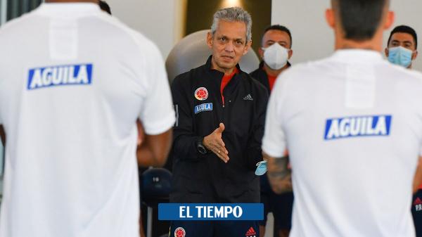 Selección Colombia adelanta primer entrenamiento en microciclo de Reinaldo Rueda - Fútbol Internacional - Deportes