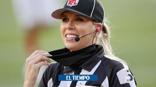 Super Bowl: Sarah Thomas es la primera mujer jueza en el Superbowl - Otros Deportes - Deportes