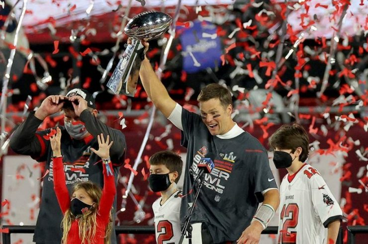 Tampa Bay Buccaneers se coronó campeón de la NFL a manos de Tom Brady [VIDEO]