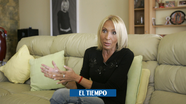 Tendencias: Laura Bozzo se le medió a bailar salsa a ritmo del Cali Pachanguero - Cali - Colombia