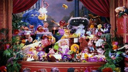 """El pasado viernes se estrenó """"The Muppet Show"""", pero con una advertencia en su visualización (Foto: Twitter/ @EstudioDOficia)"""