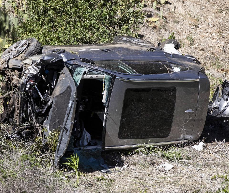Tiger Woods: cuál es el estado de salud del golfista tras su accidente automovilístico - Otros Deportes - Deportes