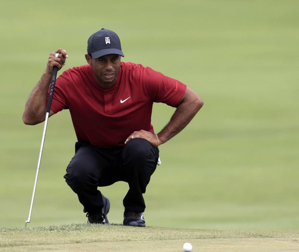 Tiger Woods: los mensajes de apoyo de los deportistas por el accidente - Otros Deportes - Deportes