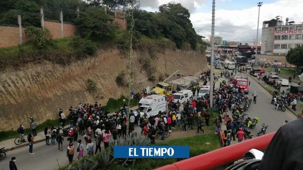 Tragedia: Accidente en la vía Panamericana deja dos muertos - Otras Ciudades - Colombia