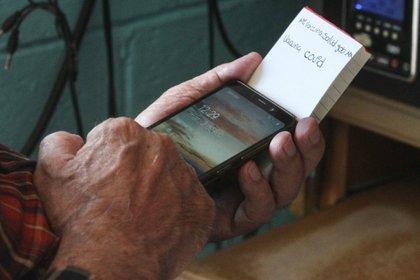Algunos adultos mayores ya han sido citados para recibir la vacuna contra COVID-19 (Foto: Rogelio Morales / Cuartoscuro)