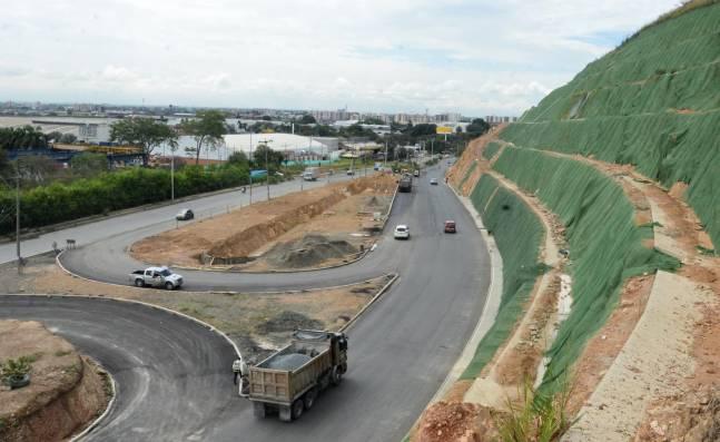 Vía Cali - Yumbo necesita adición de $1.100 millones