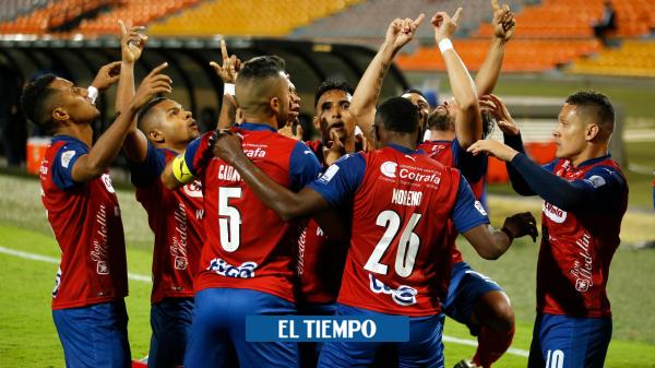 Video de hinchas del Medellín y sus aglomeraciones en la final de la Copa Colombia - Fútbol Colombiano - Deportes