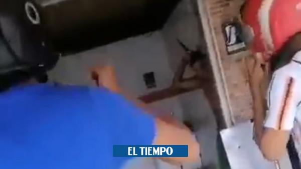 Violencia: Indignación por pelea entre hinchas por la vida por los colores - Cali - Colombia