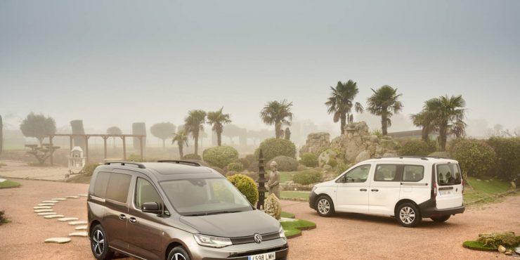 Volkswagen presenta la nueva generación Caddy: más espacio y tecnología