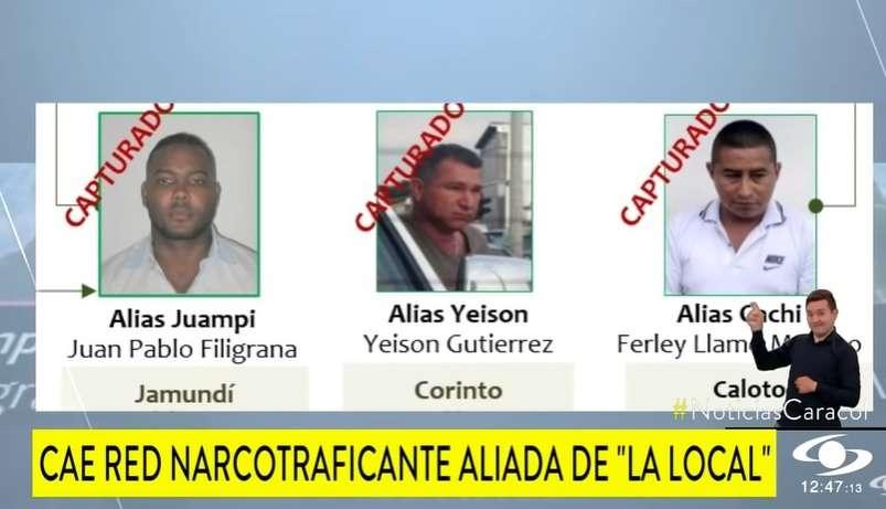 """Capturados presuntos aliados de """"la Local"""" que enviaban droga en lanchas rápidas hasta República Dominicana"""