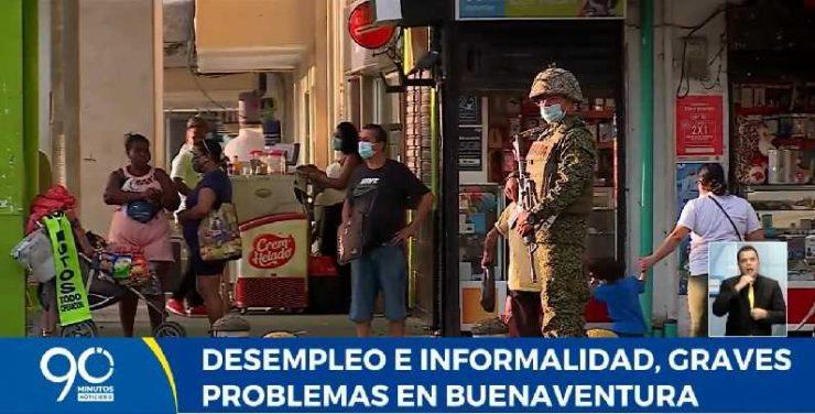 Desempleo en Buenaventura: un panorama crítico, especialmente para los jóvenes