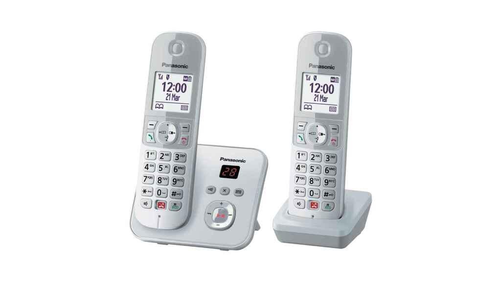 Los teléfonos domésticos de Panasonic cuentan con tecnología que evitan las llamadas molestas.