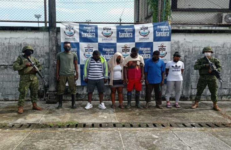 Desarticulada comisión del frente Ernesto Che Guevara del GAO ELN, en Buenaventura
