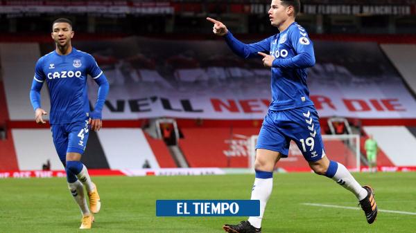 james Rodríguez: así cantó el Bambino Pons su gol al Manchester United - Fútbol Internacional - Deportes