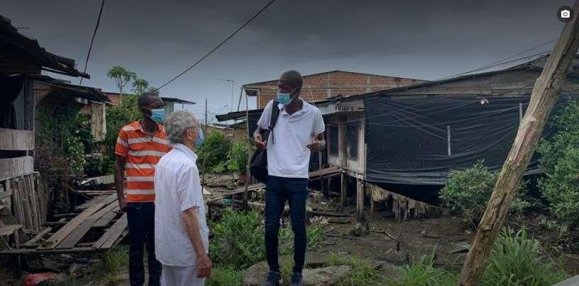 Es vergonzoso como vive la gente: Padre de Roux sobre crisis en Buenaventura