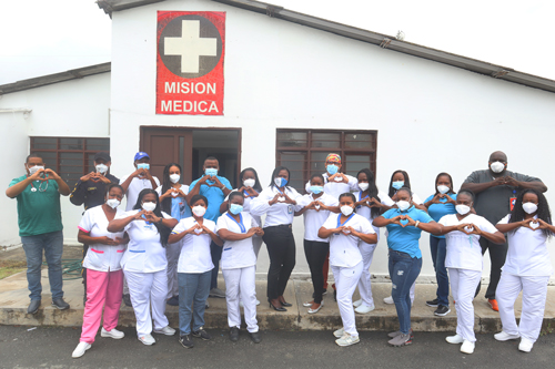 ¡Guachené se destaca en el sector salud! – Proclama del Cauca