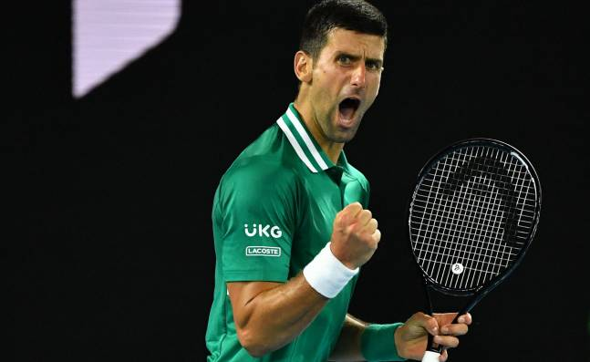¿Podría ser Novak Djokovic el mejor de la historia en el tenis mundial?