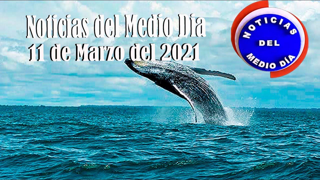 Noticias Del Medio día Buenaventura 11 de Marzo de 2021 | Noticias de Buenaventura, Colombia y el Mundo