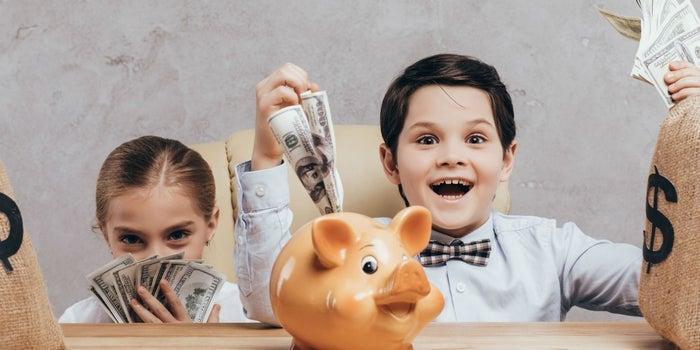 5 formas de desarrollar la educación financiera de tus hijos