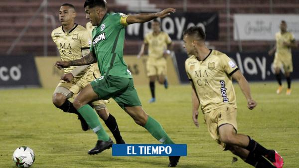 Águilas Doradas vs. Nacional: resultado y goles del partido Liga Betplay Dimayor fecha 11 - Fútbol Colombiano - Deportes