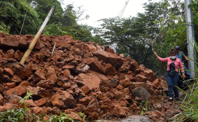 Alerta en laderas y ríos por lluvias de últimos días en la región
