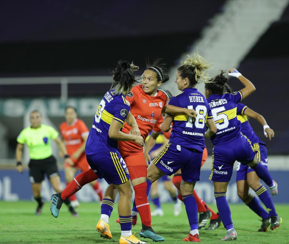 América clasificó a la semifinal de la Copa Libertadores Femenina - Fútbol Internacional - Deportes
