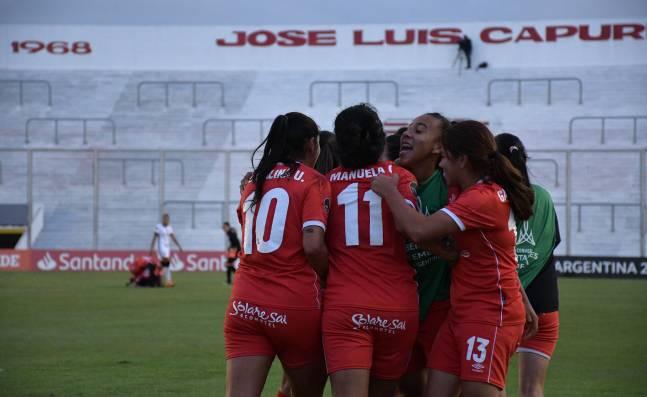 América de Cali se juega hoy la final de la Copa Libertadores femenina