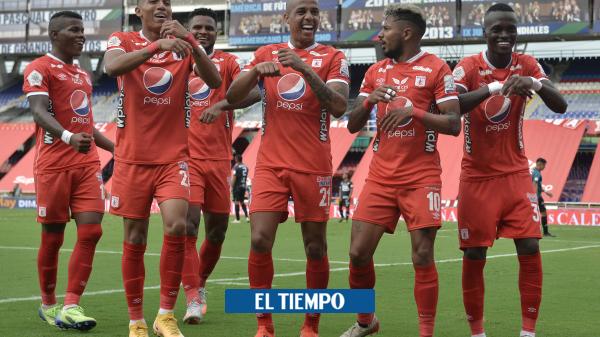 América vs. Pereira: resultado y goles del partido Liga BetPlay Dmayor fecha 11 - Fútbol Colombiano - Deportes