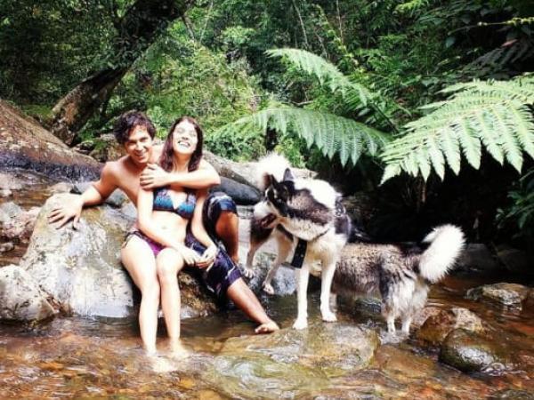 La historia de amor de Ana María Ortiz y Leonardo Cortés, pareja que murió en una avalancha en Buenaventura