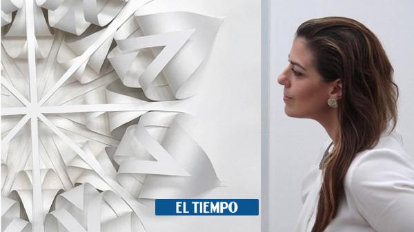 Arte: Sara y la herencia artística de su padre Omar Rayo - Cali - Colombia